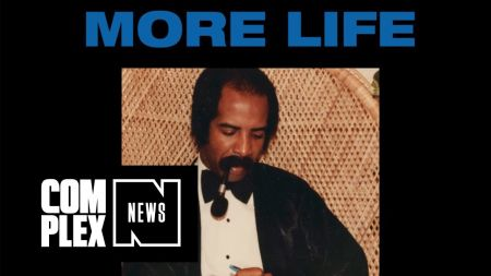 Drake's 'More Life' spends third week at No. 1 on Top 200 Albums chart