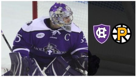 Four Gladiators to play for the Providence Bruins