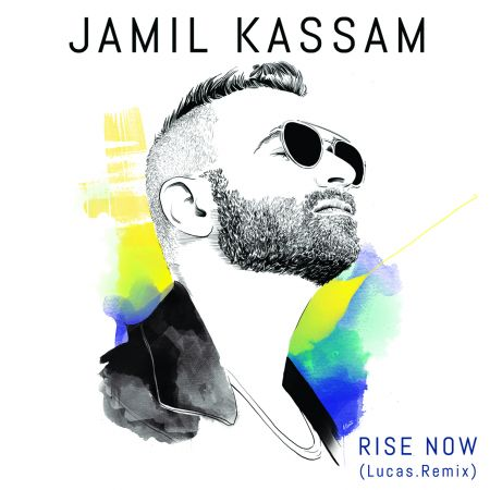 Exclusive premiere: Jamil Kassam premiere's song remix, 'Rise Now'