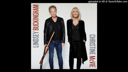 Watch: Lindsey Buckingham & Christine McVie debut new single 'In My World'