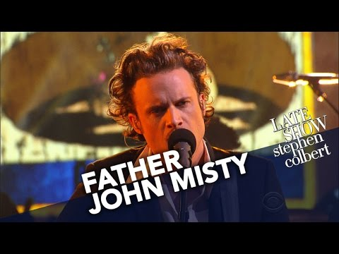 Father John Misty heading to Dallas for show at The Bomb Factory