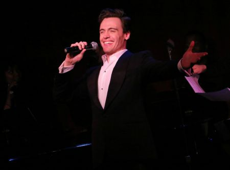 Erich Bergen performs at The Smith Center in downtown Las Vegas April 30 and May 1.