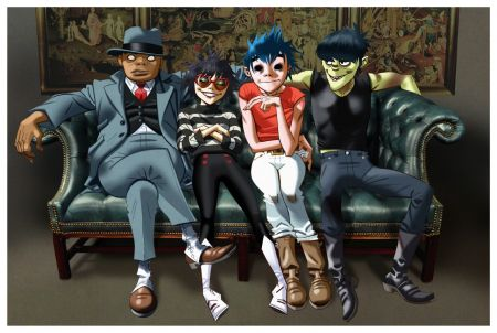 Gorillaz will play Infinite Energy Arena on Oct. 11