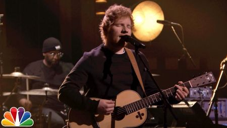 Watch: Ed Sheeran performs 'Castle on the Hill' on 'The Tonight Show Starring Jimmy Fallon'