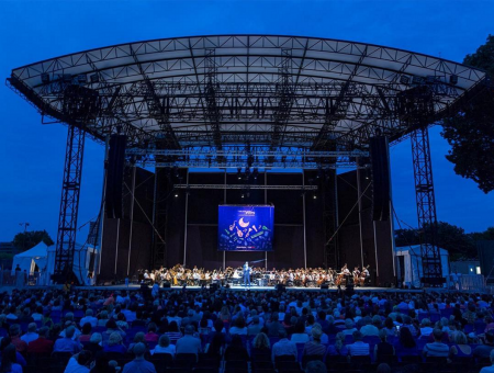 The New York Pops will return to the iconic Forest Hills Stadium on Thursday, June 8