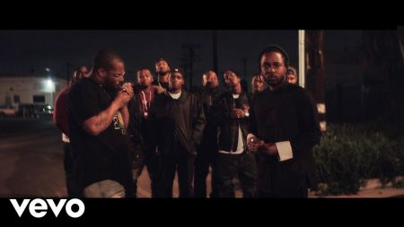 Kendrick Lamar releases video for 'DNA' featuring Don Cheadle