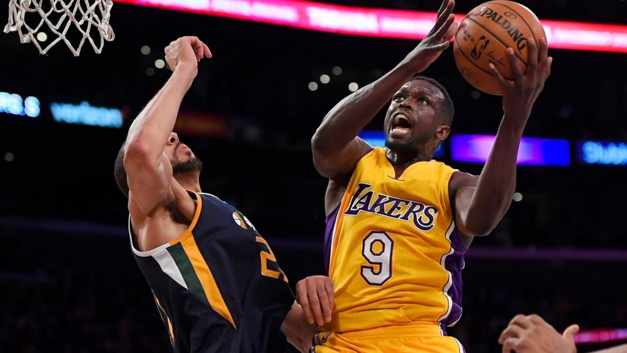 Lakers forward Luol Deng motivated to quiet his critics next