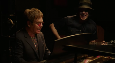 Elton John and Jack White are just two of the many names involved in the upcoming American Epic documentary project.