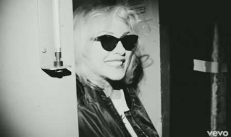 "Blondie revisit their roots amongst the New York City streets in their new music video for ""Long Time."""