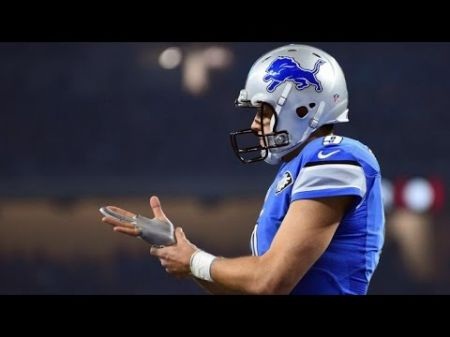 Matthew Stafford wants 'long term' future with Lions