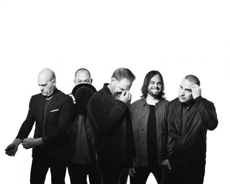 Interview: MercyMe guitarist Mike Scheuchzer talks making life-changing music and the band's new album 'Lifer'