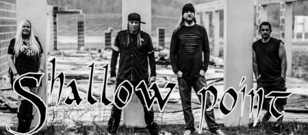 "Industrial rock band Shallowpoint premiere ""Fractured"" lyric video"