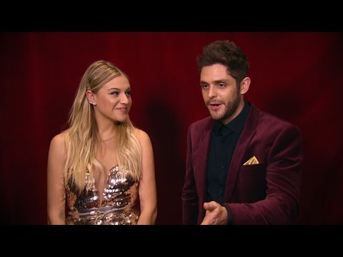 Kelsea Ballerini and Thomas Rhett to host ABC special for CMA Fest