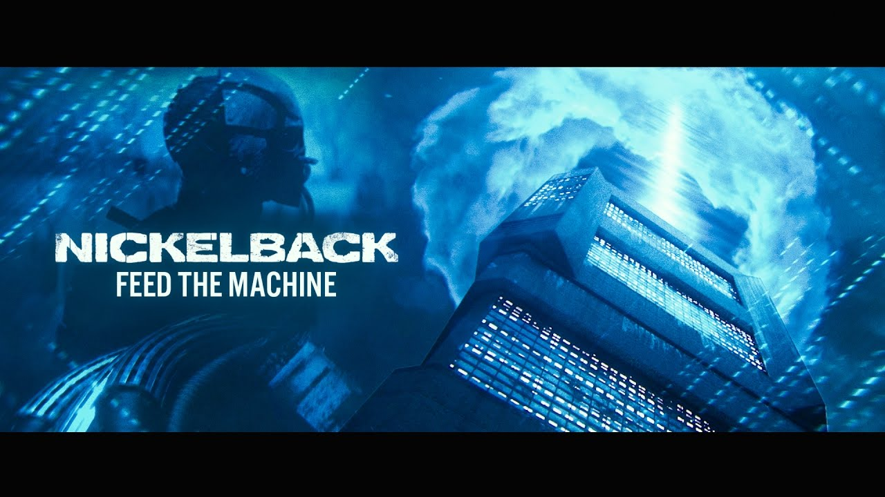 Watch: Nickelback debut official video for single 'Feed the Machine'