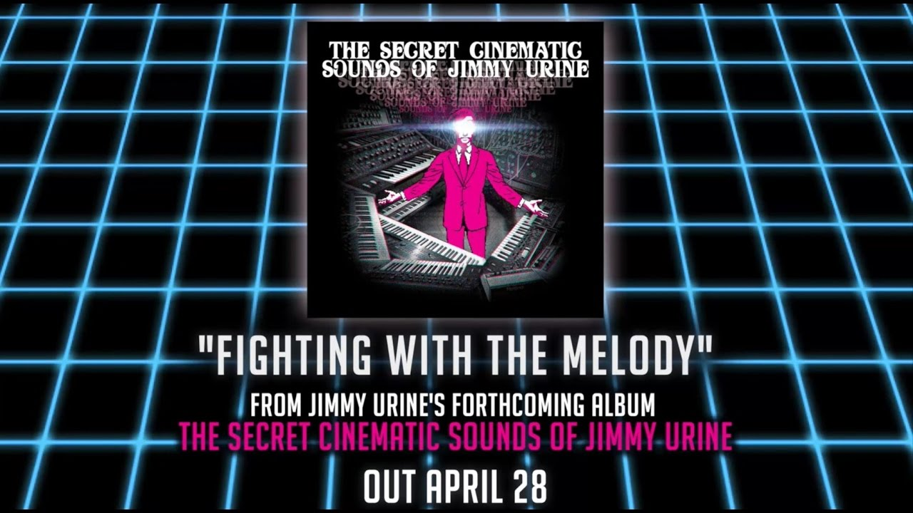 'The Secret Cinematic Sounds of Jimmy Urine' is an infectious, trippy experience