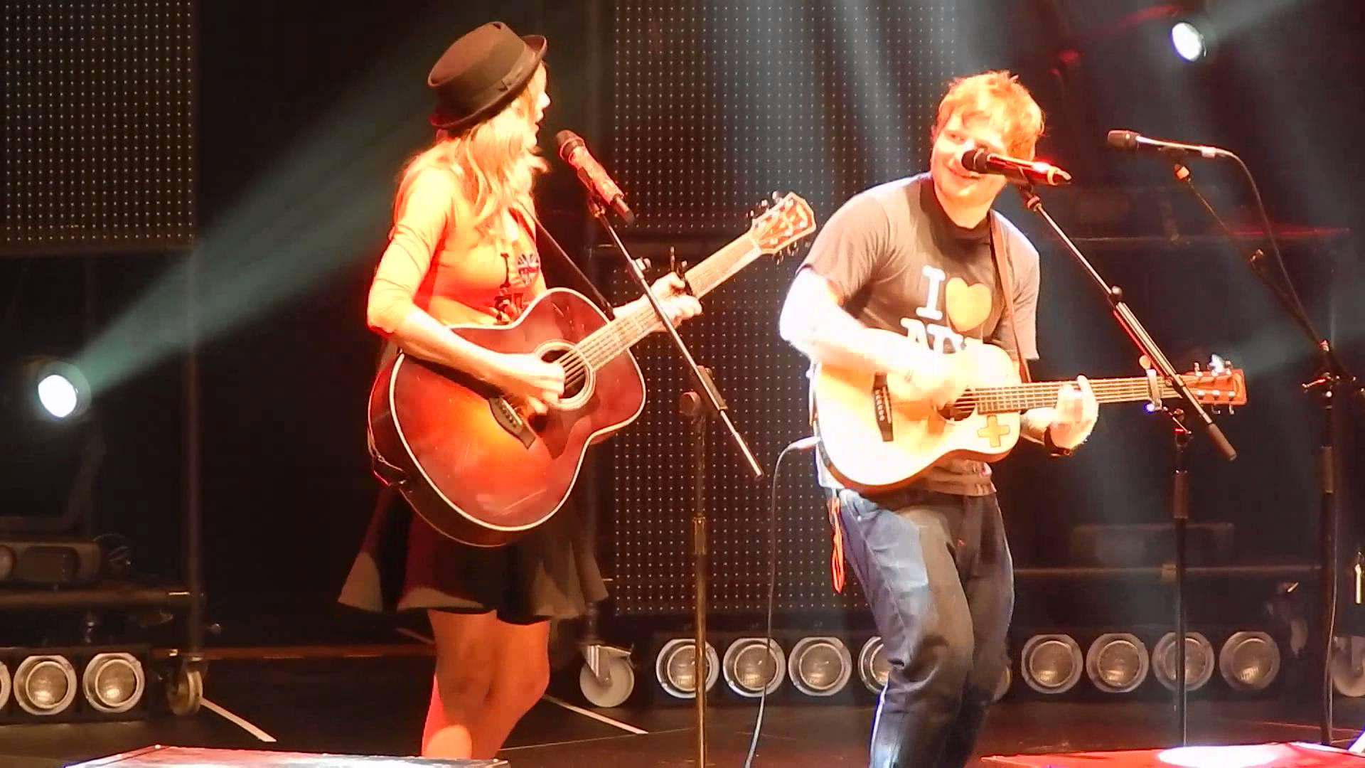 Taylor Swift praises pal Ed Sheeran in heartfelt essay honoring his Time 100 ranking