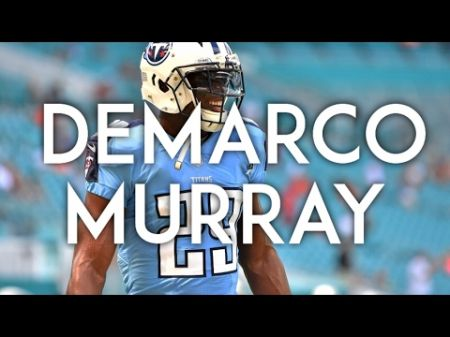 DeMarco Murray says Titans want to 'make something happen' in 2017 NFL season