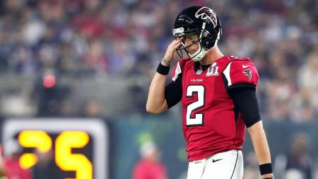 Falcons QB Matt Ryan says 'life goes on' when asked about Super Bowl loss