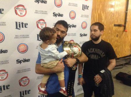 Patricio Freire won big at Bellator 178