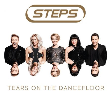Tears on the Dancefloor album cover