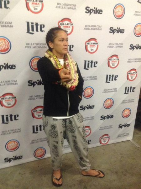 Macfarlane hopes to fight on Bellator's New York City card