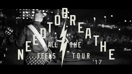 NEEDTOBREATHE announce fall 2017 tour, including return to Red Rocks on Sept. 10