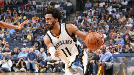 Mike Conley gaining notoriety in Western Conference playoffs