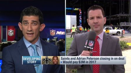 NFL Rumors: Adrian Peterson negotiating contract with New Orleans Saints