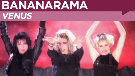 Original Bananarama lineup will reunite for a fall tour