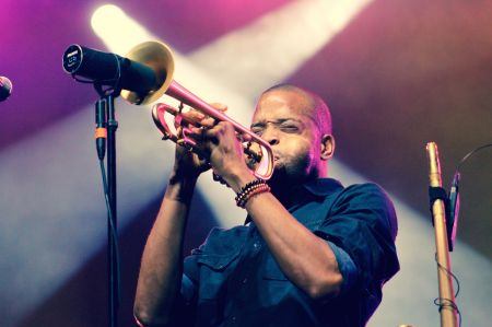 Trombone Shorty announced additional fall tour dates on Monday, in support of their upcoming album, Parking Lot Symphony.