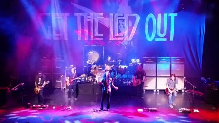 Get The Led Out bringing the music of Zeppelin to Red Rocks on Sept. 21