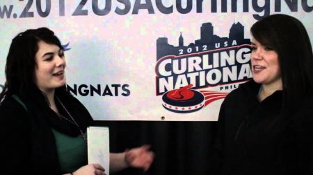 USA unbeaten at World Mixed Doubles Curling Championship