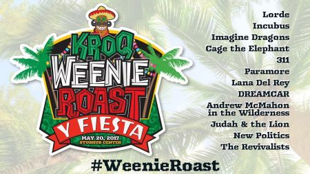 KROQ's Weenie Roast: Lorde, Cage The Elephant, Lana del Rey and more