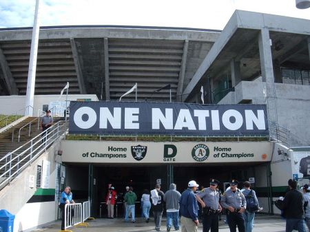 The Oakland Raiders will play at the Coliseum for at least another season or two before their move to Las Vegas, and to build upon the succe