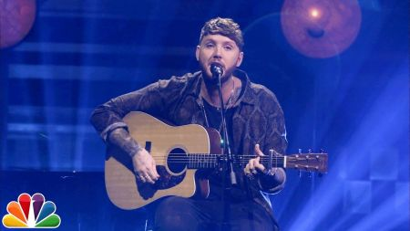 Watch: James Arthur makes 'Tonight Show' debut with acoustic version of 'Say You Won't Let Go'