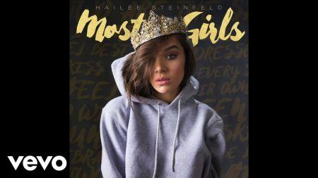 Listen to Hailee Steinfeld's new single 'Most Girls'