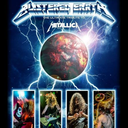 A Metallica tribute band by the name of Blistered Earth, who were victims of theft while on tour over the weekend, will be getting all their