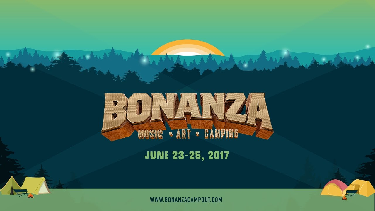 2017 Bonanza Campout festival lineup is on point for another year