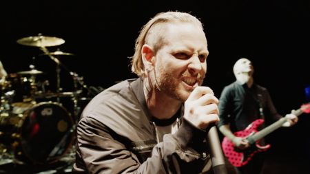 Stone Sour announce details of their highly anticipated new album 'Hydrograd'