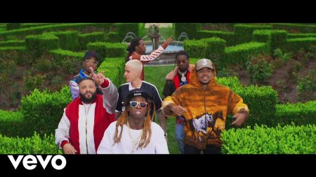 Watch: DJ Khaled recruits Justin Bieber, Chance the Rapper, Lil Wayne and Quavo for new video