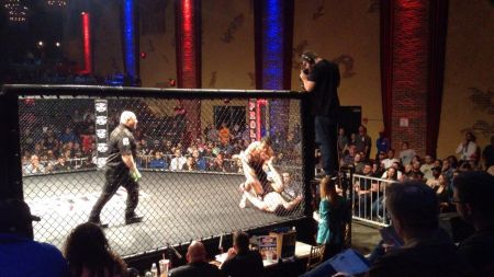 Alex Oliveira, Eric Ott win Triton Fights title belts