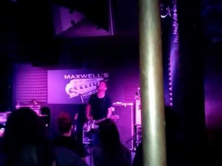 Local H takes subtle jab at Trump during Maxwell's Tavern show