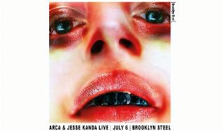 Arca & Jesse Kanda Live tickets at Brooklyn Steel in Brooklyn