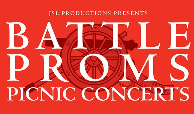 Battle Proms tickets at Blenheim Palace, Woodstock