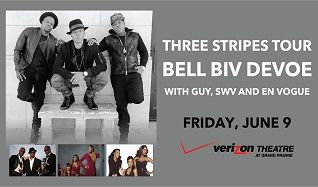 Bell Biv DeVoe tickets at Verizon Theatre at Grand Prairie in Grand Prairie