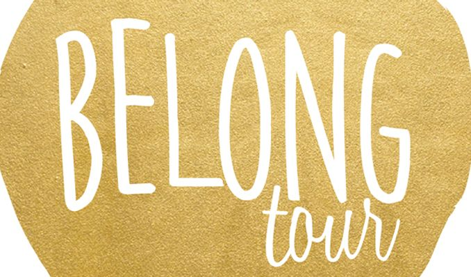 Belong Tour tickets at 1STBANK Center in Broomfield