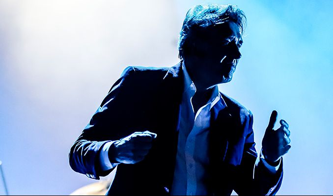 Bryan Ferry tickets at The Mountain Winery in Saratoga