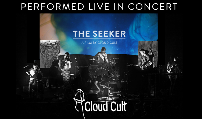 "Cloud Cult performing the full score to their film ""The Seeker"" tickets at The Sinclair in Cambridge"