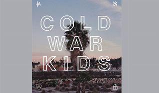 Cold War Kids tickets at O2 Ritz Manchester, Manchester