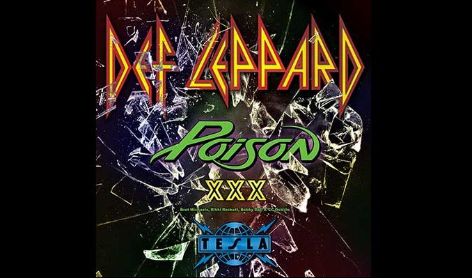 Def Leppard tickets at MGM Grand Garden Arena in Las Vegas